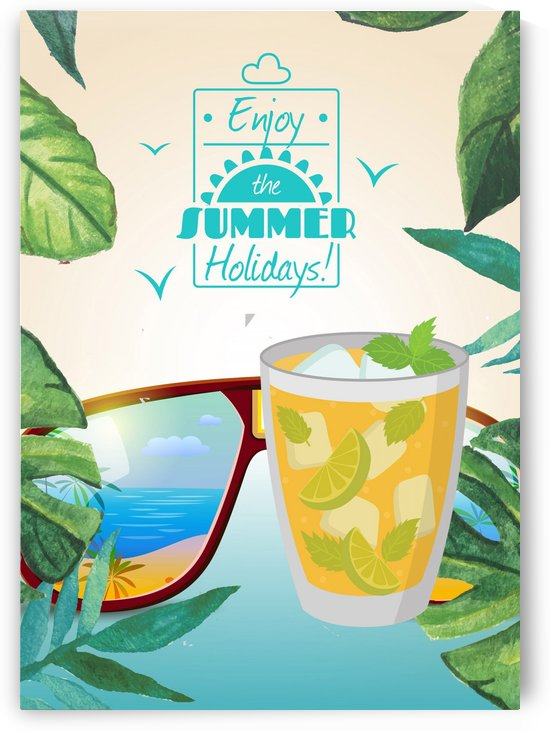 Enjoy The Summer Holiday with MInt Julep by Gunawan Rb