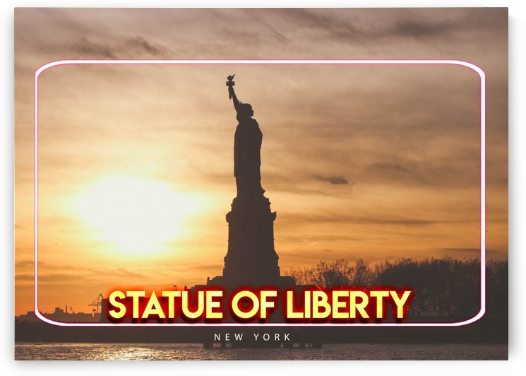 Statue of Liberty National Monument   New York by Gunawan Rb