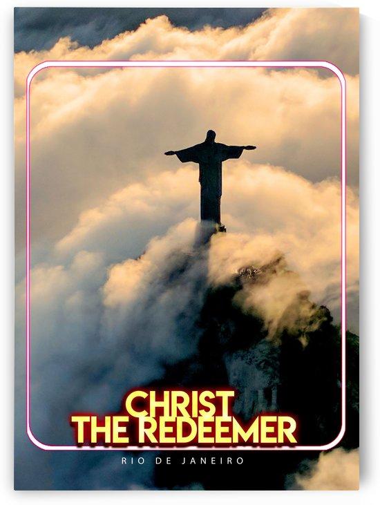 Christ the Redeemer, Brazil by Gunawan Rb