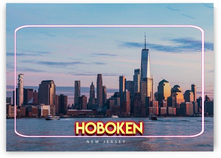 Hoboken   New Jersey by Gunawan Rb
