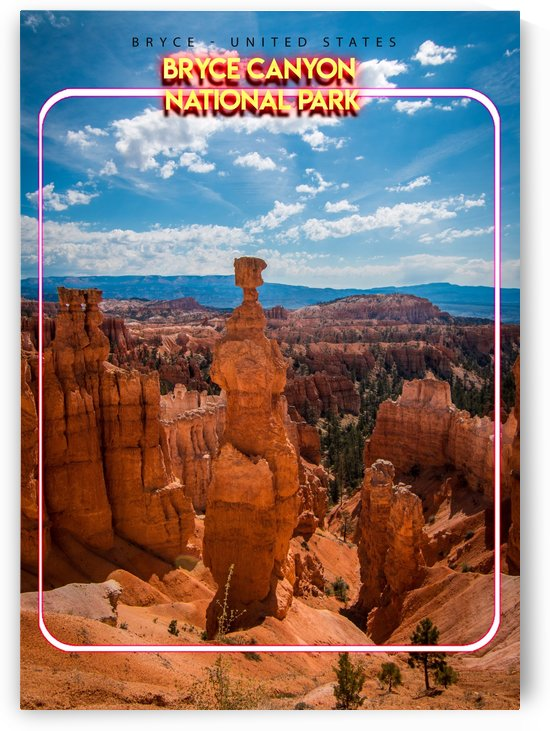Bryce Canyon National Park, Bryce, United States by Gunawan Rb
