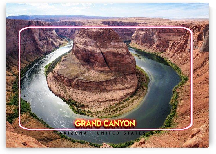 Grand Canyon  arizona , united states by Gunawan Rb