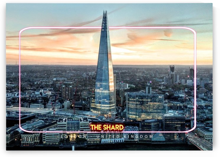 The Shard, London, United Kingdom by Gunawan Rb