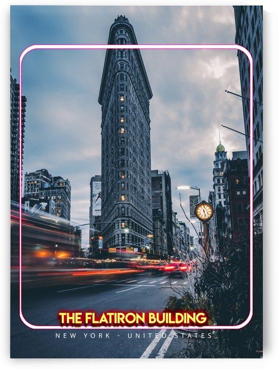 The Flatiron Building, New York, United States by Gunawan Rb