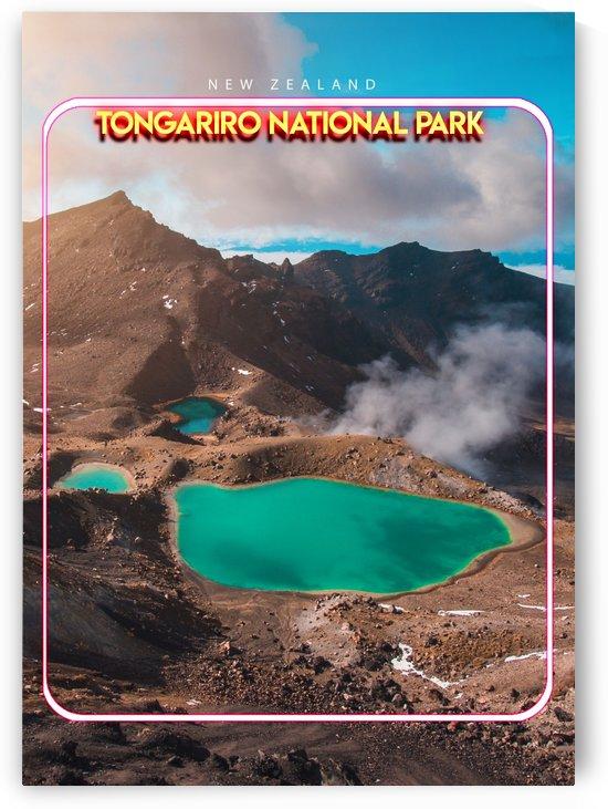 Tongariro National Park, New Zealand by Gunawan Rb