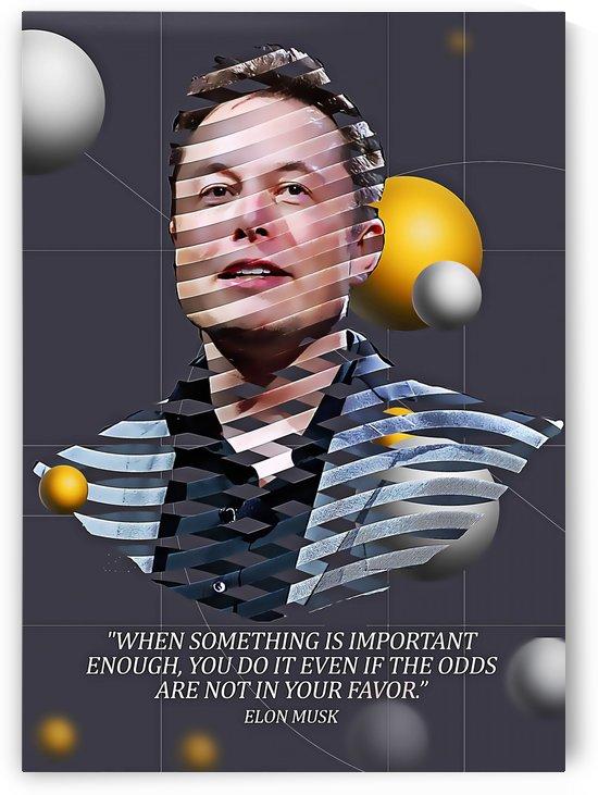 Elon Musk2 by Gunawan Rb