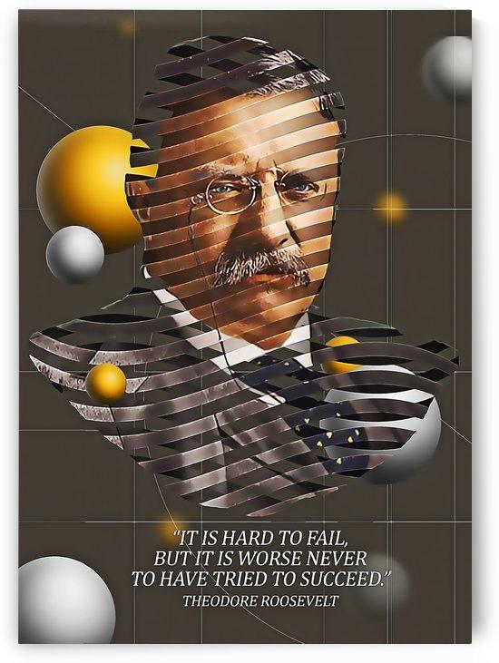Theodore Roosevelt2 by Gunawan Rb
