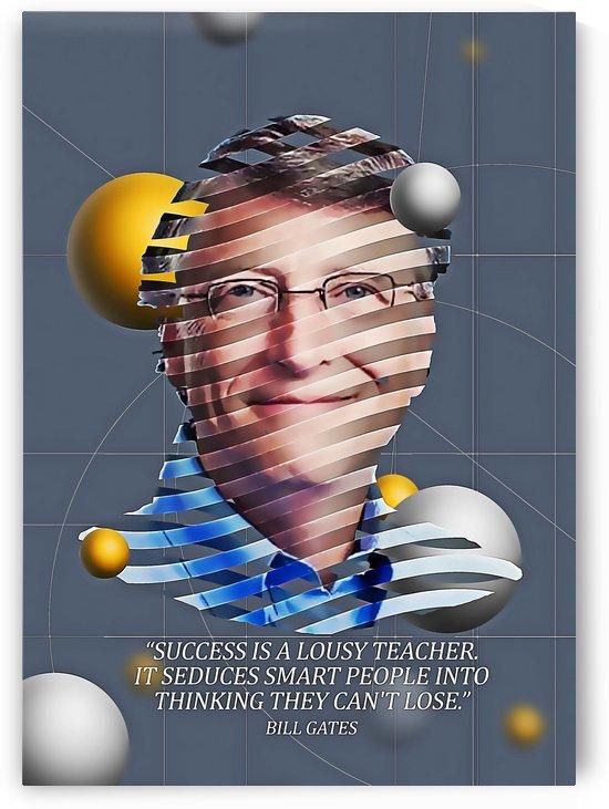 Bill Gates2 by Gunawan Rb