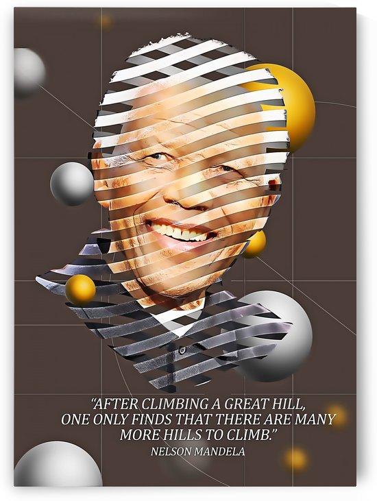 Nelson Mandela2 by Gunawan Rb