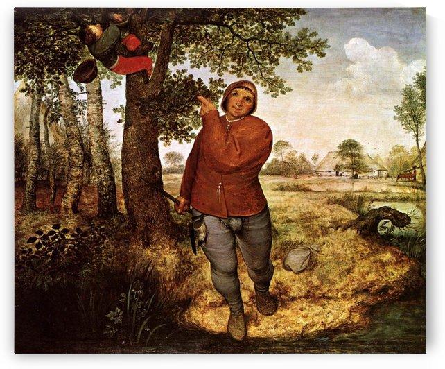 Peasant and Birdnester by Pieter Brueghel the Elder