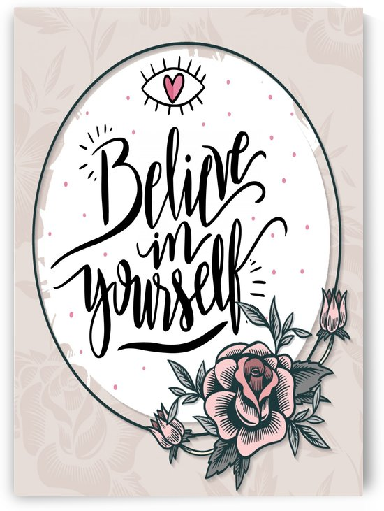 Belive in Yourself by Gunawan Rb