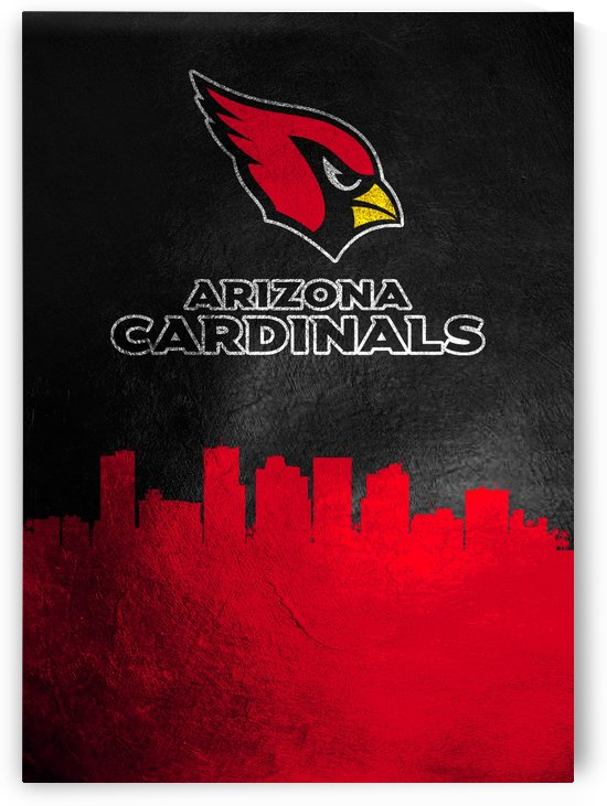 Arizona Cardinals Skyline by ABConcepts