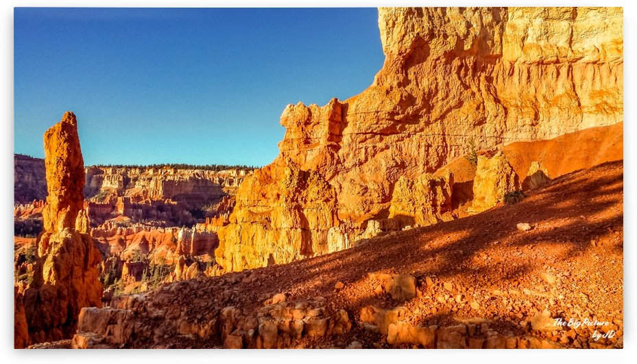 Bryce Canyon Queens Garden Trail Hoodoos by The Big Picture by JD