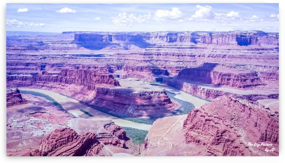 Deadhorse Point by The Big Picture by JD