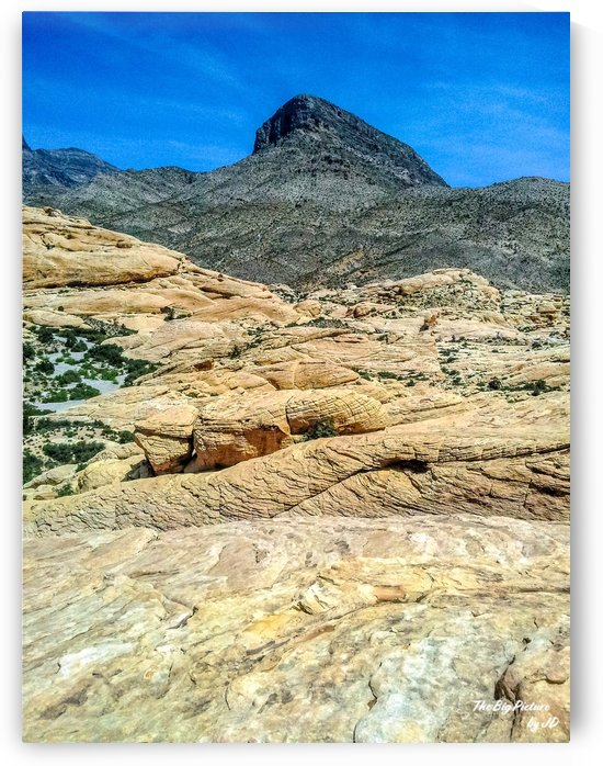 Red Rock Vegas by The Big Picture by JD