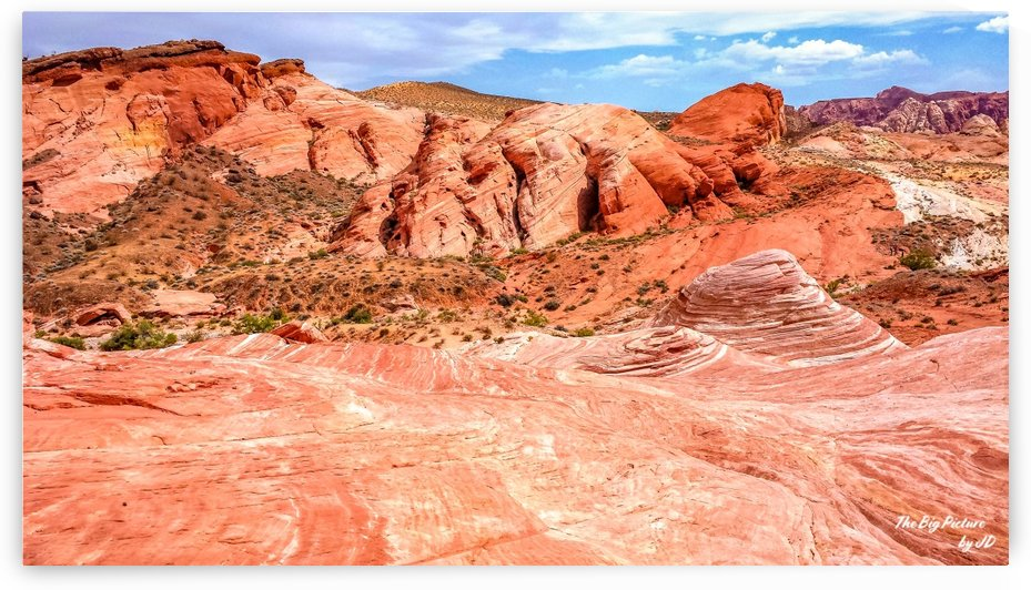 Valley Of Fire 11 by The Big Picture by JD