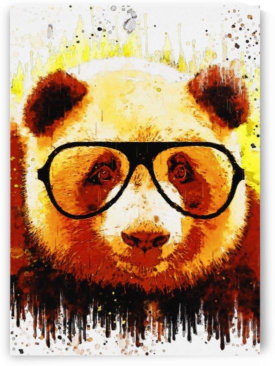Panda 2_ by Gunawan Rb