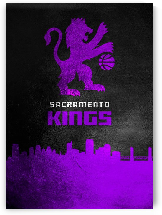 Sacramento Kings Skyline by ABConcepts