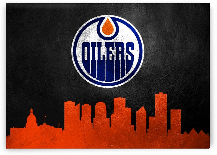 Edmonton Oilers by ABConcepts