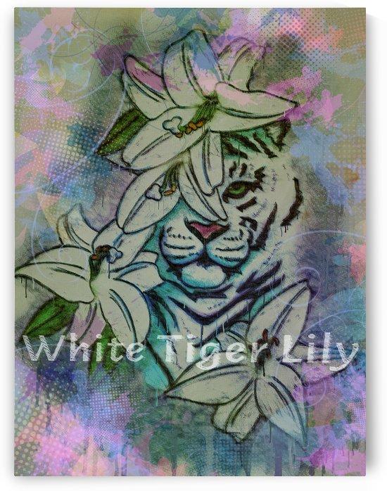 White Tiger Lily by Jeremy Lyman