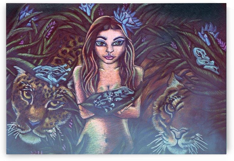 Jungle Beauty by Jeremy Lyman