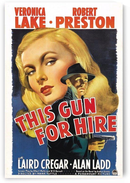 Gun for Hire 1942 by Culturio