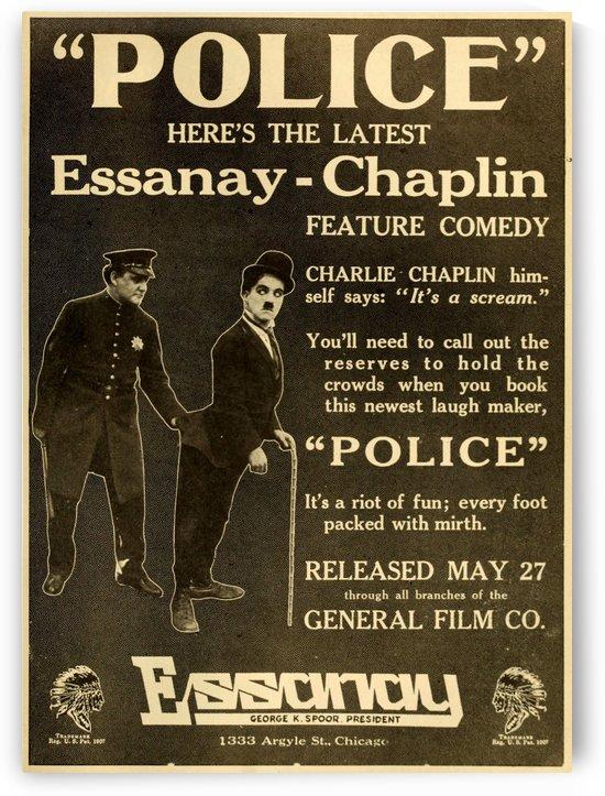 Police 1916 film by Culturio