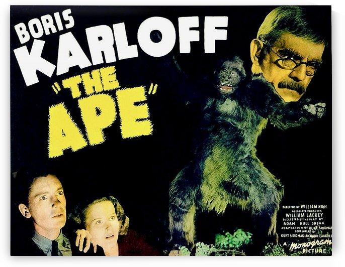 The Ape 1940 Poster 2 by Culturio