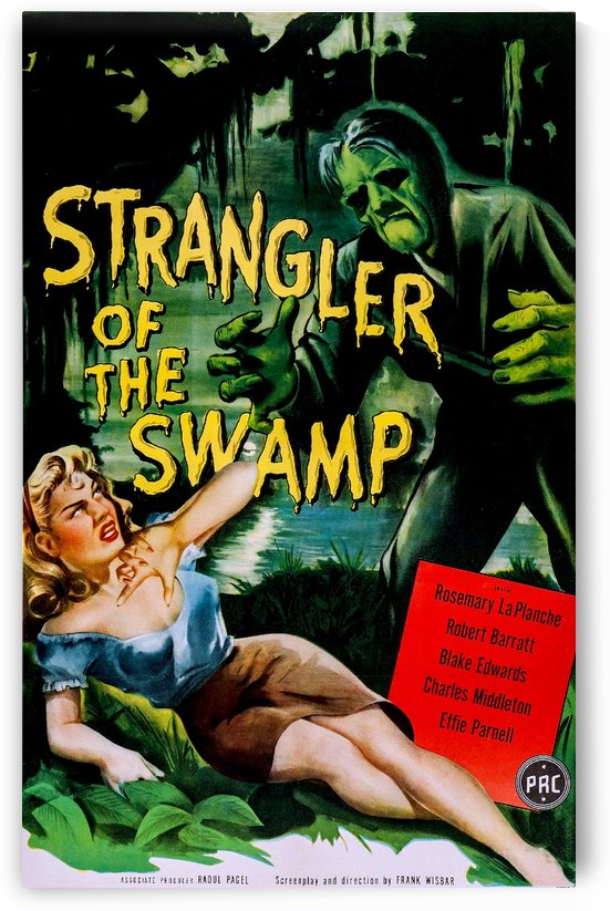 Strangler of the Swamp 1946 by Culturio