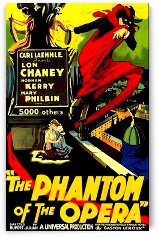 The Phantom of the Opera 1925 by Culturio