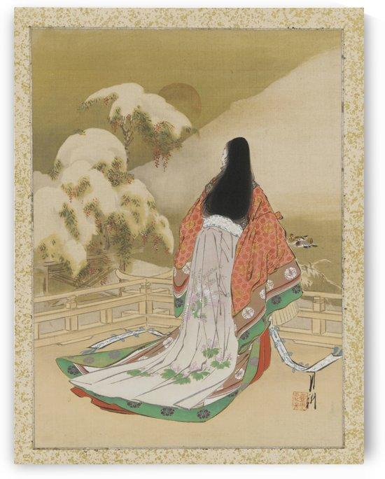 Women in Daily Life by Ogata Gekko