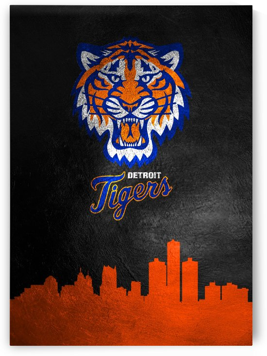 Detroit Tigers by ABConcepts