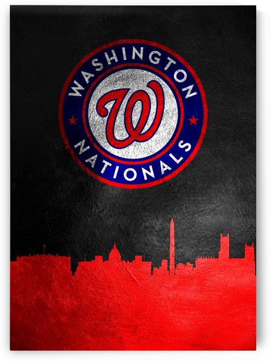 Washington Nationals by ABConcepts