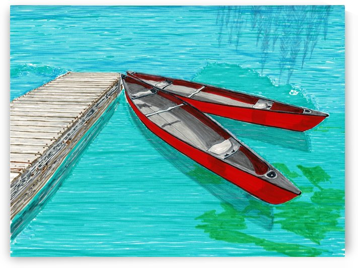 Canoes by RandDesign