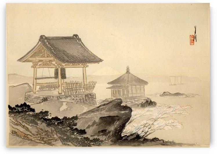 Into the sea by Ogata Gekko
