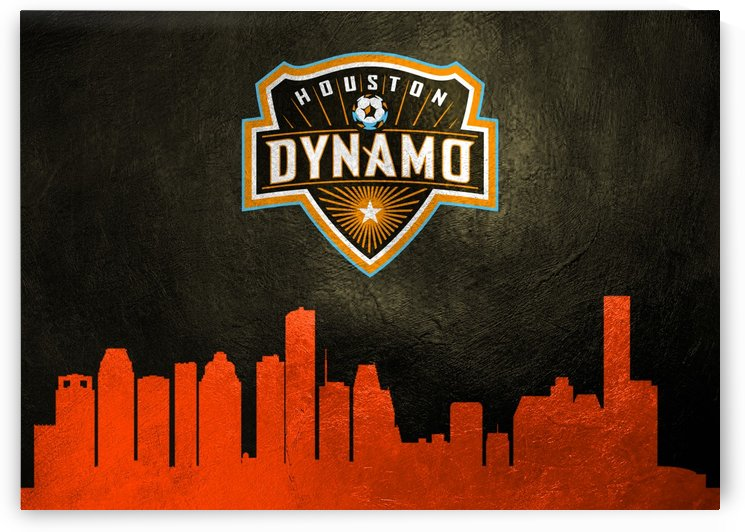 Houston Dynamo by ABConcepts