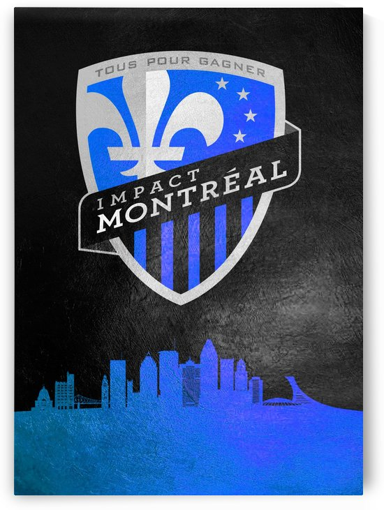 Montreal Impact by ABConcepts