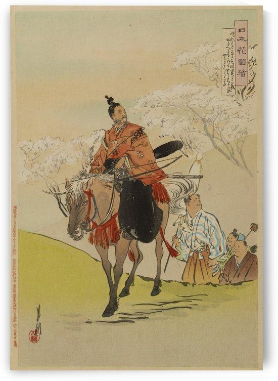 Nihon hana zue by Ogata Gekko