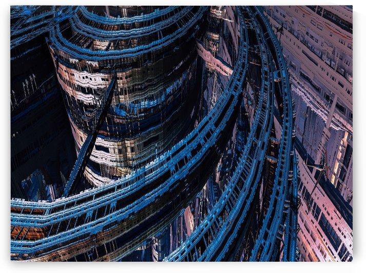 Veloxia city  by Jean Francois Dupuis by Jean-Francois Dupuis