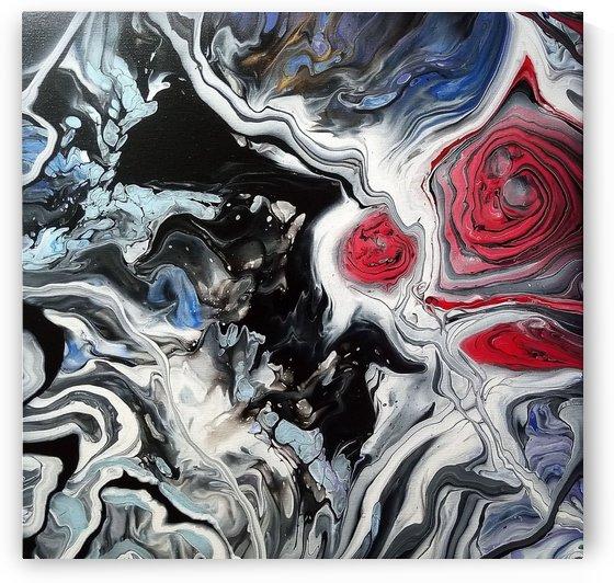 Song of flowers by Vanja Zanze