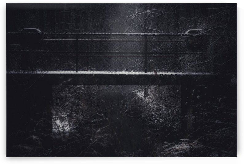 Forgotten Bridge  by Chris Couling