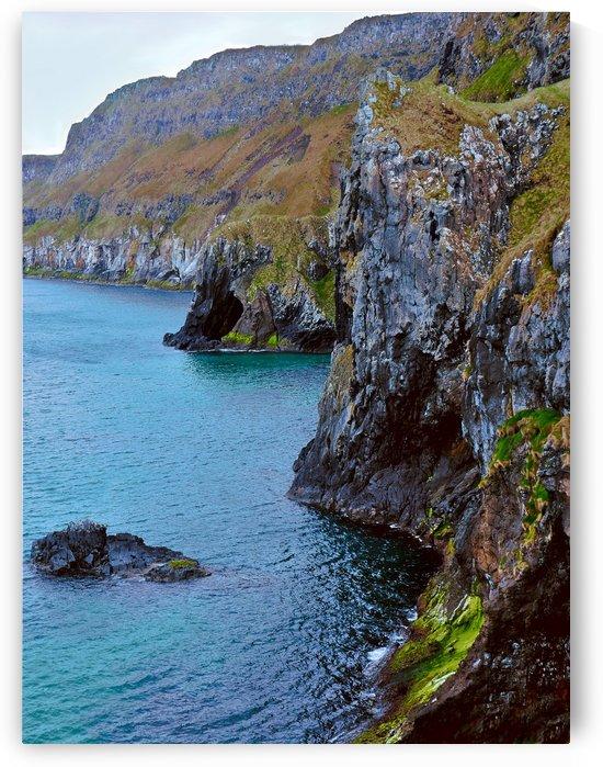 Jeweled Ballintoy - Northern Ireland 2 by Lexa Harpell