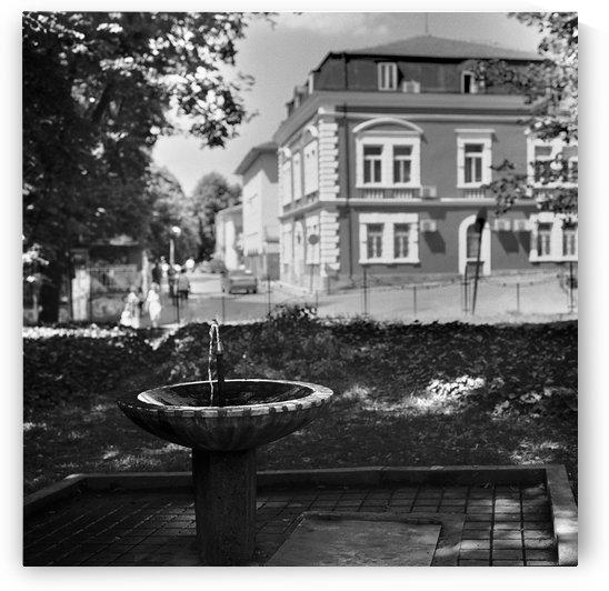 City Faucet by Stefan Kutsarov