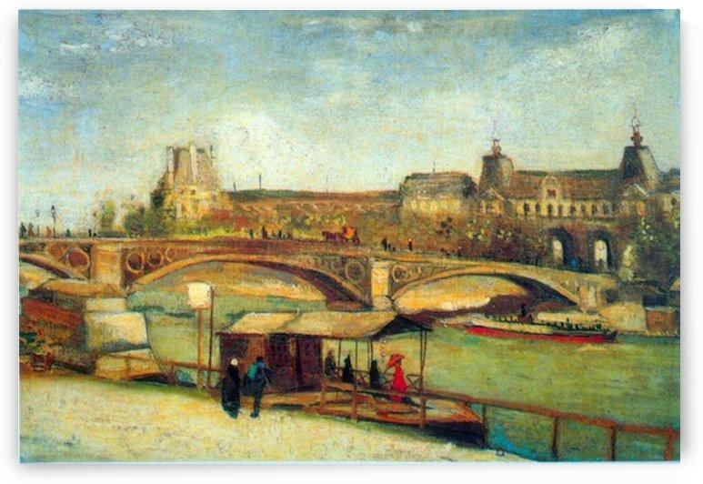Bologne by Van Gogh by Van Gogh