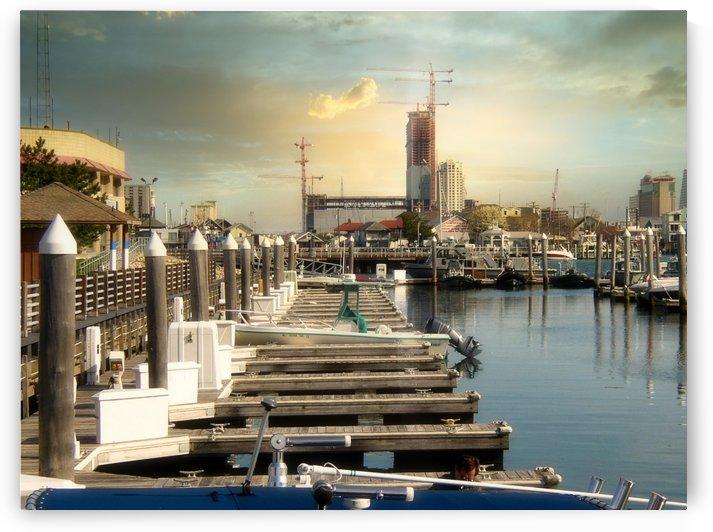Atlantic City Pier by Connie Maher