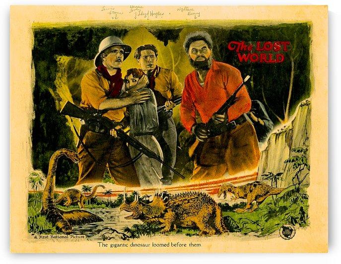 The Lost World 1925 by Culturio