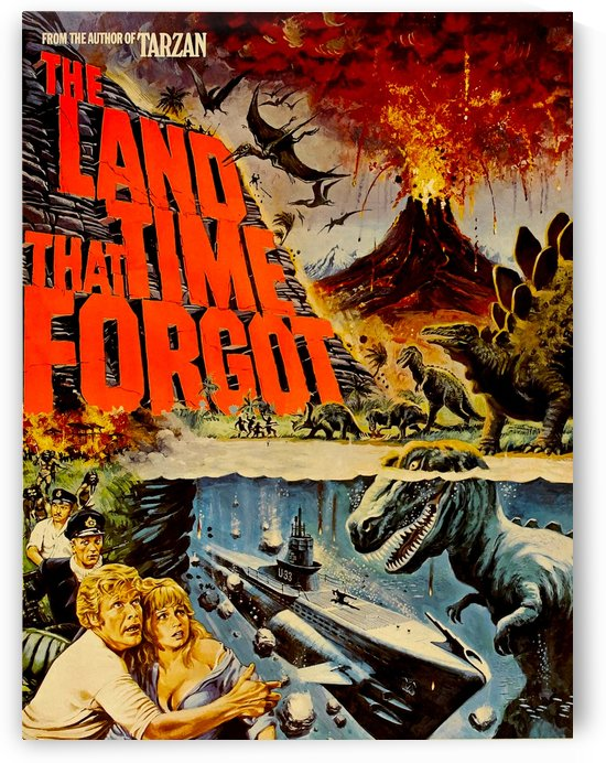 The Land That Time Forgot 1975 by Culturio