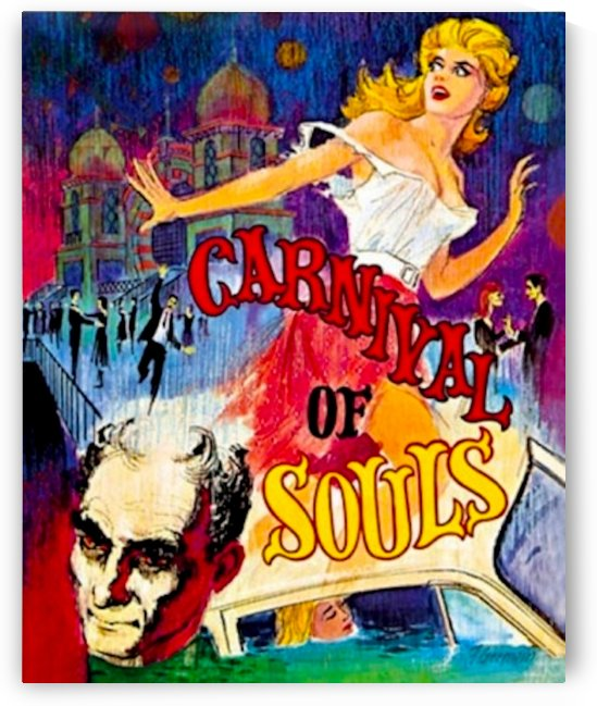 Carnival of Souls 1962 by Culturio