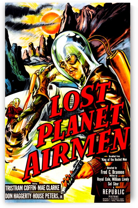 Lost Planet Airmen 1951 by Culturio