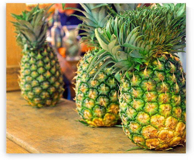 Sweet Pineapples by Gods Eye Candy